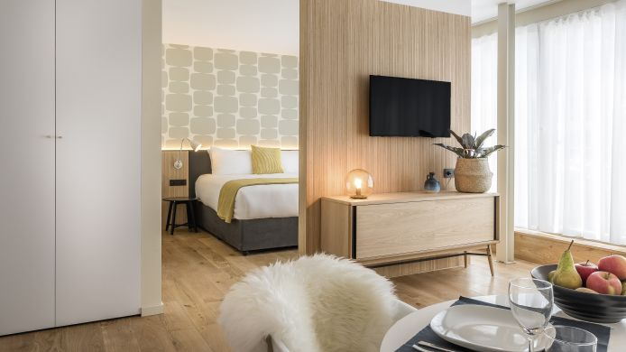 Appartement PREMIER SUITES PLUS Antwerp