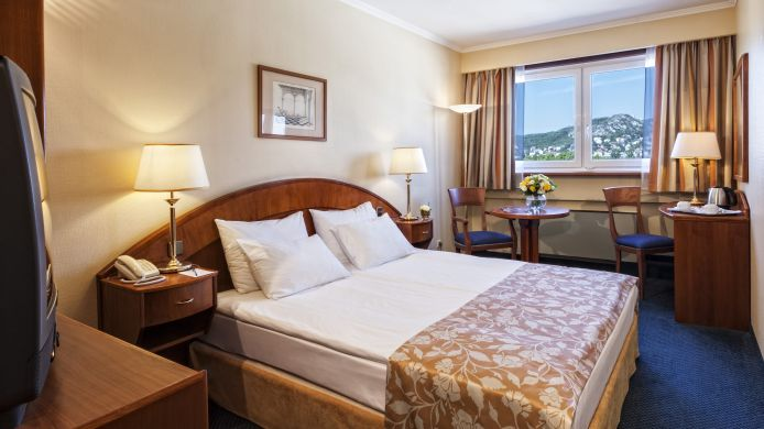 Double room (superior) Danubius Flamenco