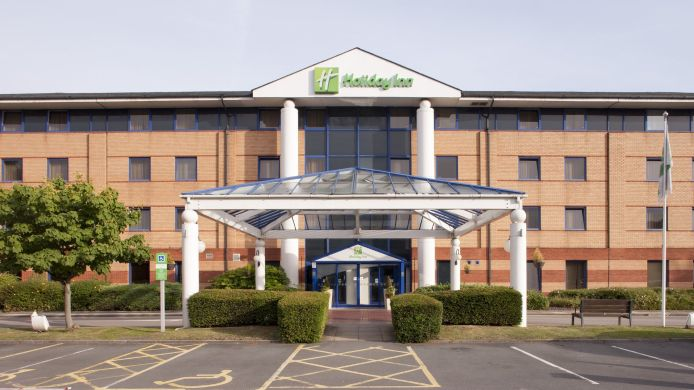Außenansicht Holiday Inn WARRINGTON