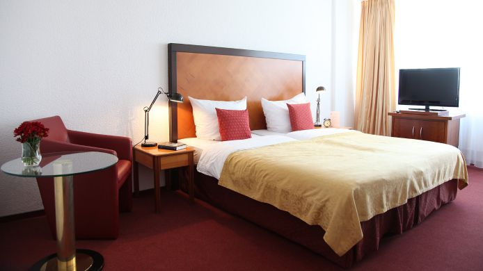 Double room (superior) Cityhotel Amadeus