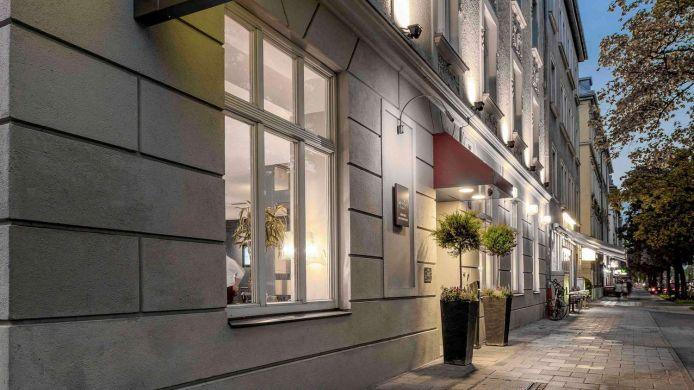 Mercure Hotel Muenchen Am Olympiapark Munchen 3 Sterne Hotel Bei