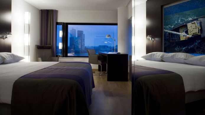 Business-Zimmer Inntel Hotels Rotterdam Centre