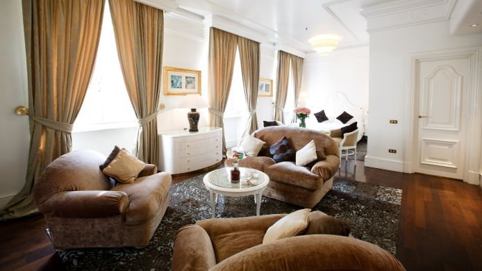 Suite Majestic Roma