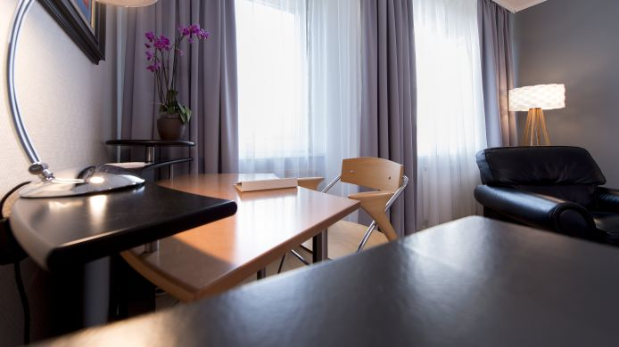 Business-Zimmer Holiday Inn BERLIN CITY EAST-LANDSBERGER