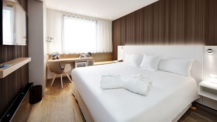 Tweepersoonskamer (comfort) Occidental Praha - part of Barcelo Hotel Group