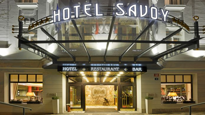 Picture Hotel Savoy