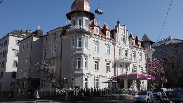 Hotel Villa Carlton Salzburg - 4 HRS Sterne Hotel: Bei HRS ...