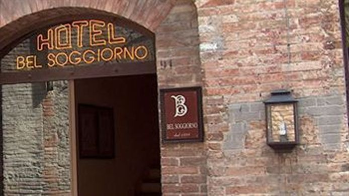 Hotel Bel Soggiorno San Gimignano - 3 HRS Sterne Hotel: Bei ...