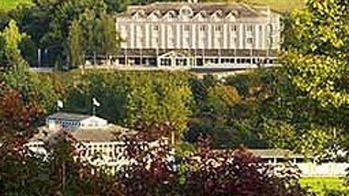 Hôtel Du Golf 4 Hrs Star Hotel In Saint étienne