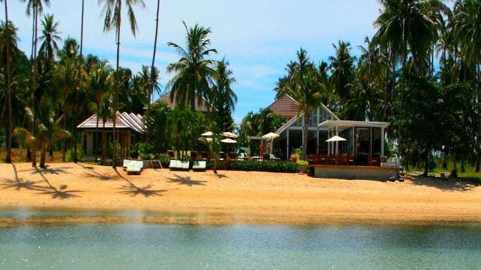 Exterior View Centra By Centara Coconut Beach Resort Samui