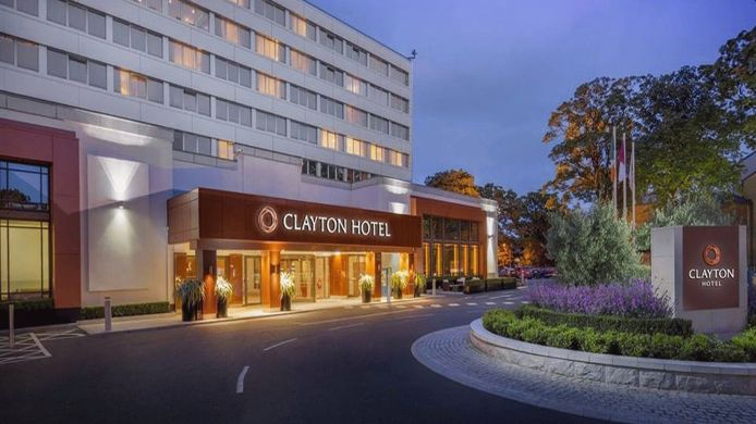 Bild Clayton Hotel Burlington Road