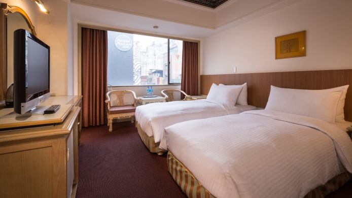 Hotel Green World Flora Main 3 Hrs Star Hotel In Taipei