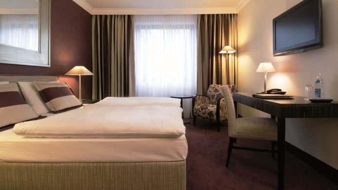 Doppelzimmer Standard Best Western Hotel Hamburg International