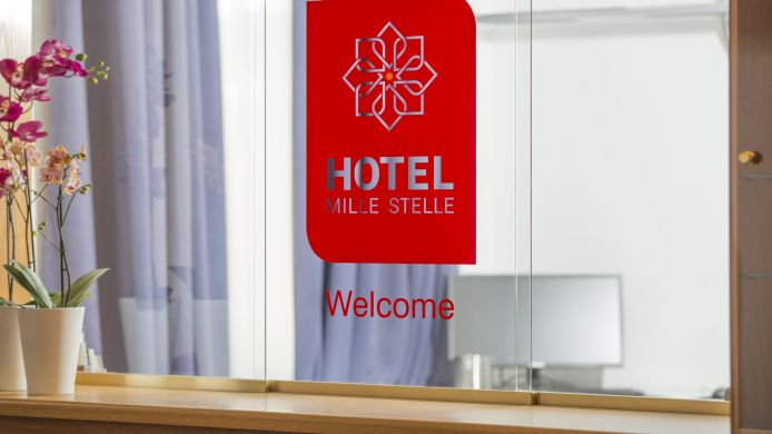 Reception Hotel Mille Stelle City