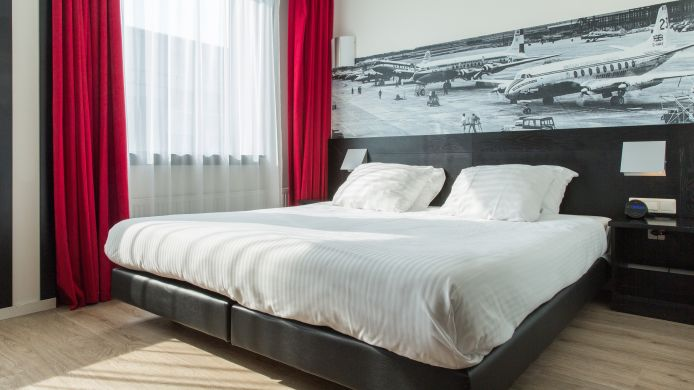 Double room (superior) Best Western Plus Amsterdam Airport