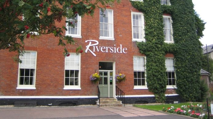 Foto The Riverside House