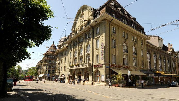 Hotel National - 2 star hotel in Berne