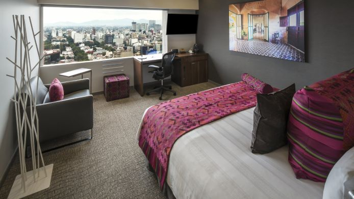 Kamers InterContinental Hotels PRESIDENTE MEXICO CITY