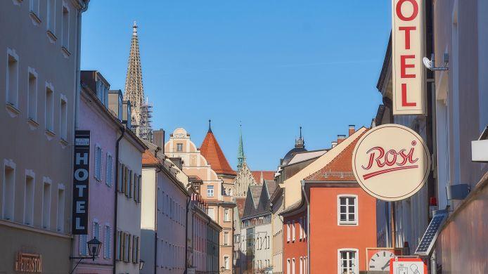 Regensburg Hotel Zum Fröhlichen Türken