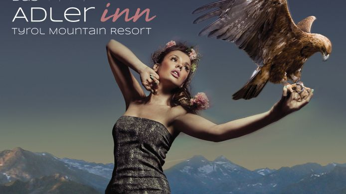 Certificaat/logo Adler Inn Tyrol Mountain Resort