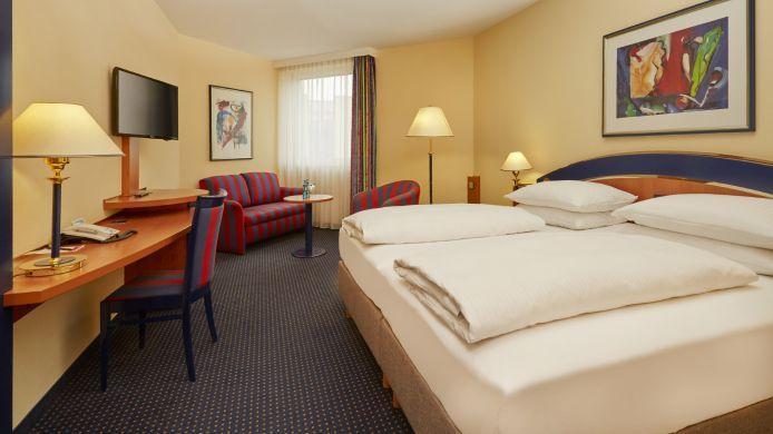 H4 Hotel Leipzig 4 Sterne Hotel Bei Hrs Mit Gratis Leistungen