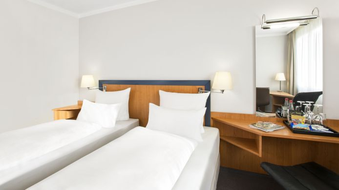Business-Zimmer NH Frankfurt Airport West