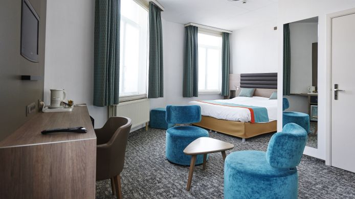 Double room (superior) Grand Hotel de Flandre