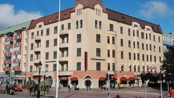 Außenansicht Clarion Collection Hotel Drott