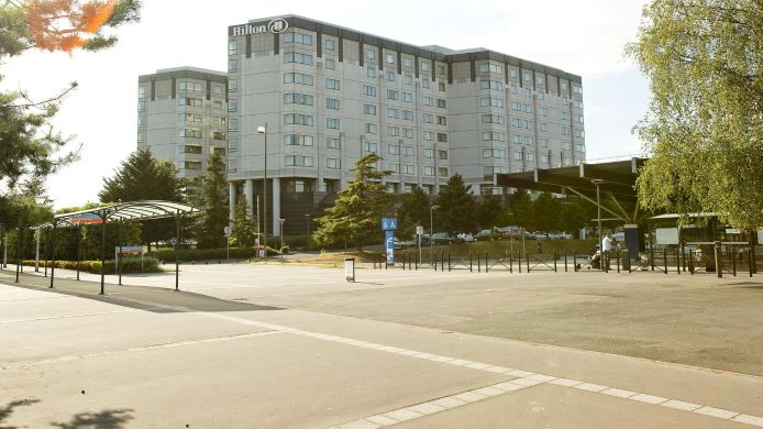 Hotel Hilton Paris Charles De Gaulle Airport 5 Hrs Star Hotel In