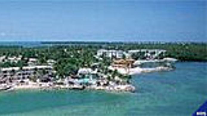 Exterior View Holiday Isle Beach Resortarina