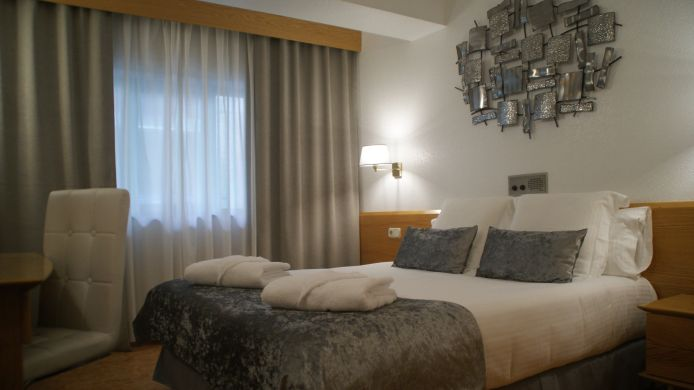 Double room (superior) Hotel Eureka