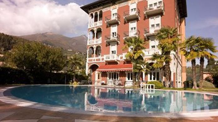 Hotel Milano Toscolano Maderno 4 Hrs Sterne Hotel Bei Hrs Mit