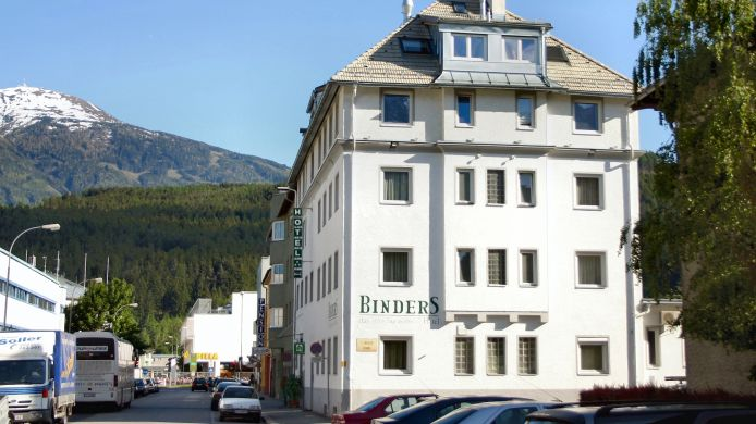 Bild BinderS Budget City-Mountain Hotel