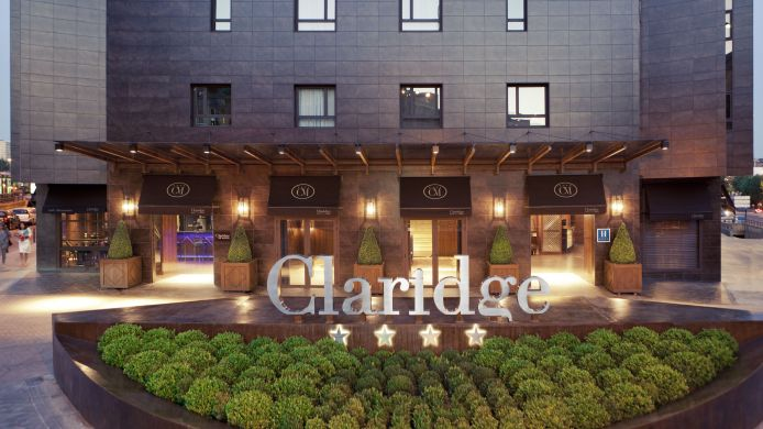 Bild Claridge Madrid