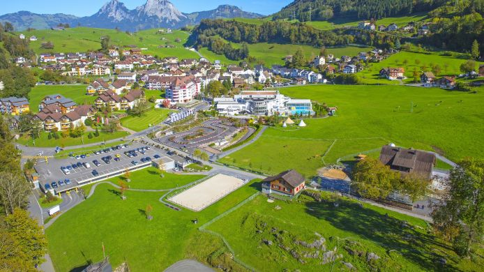 Hotel Swiss Holiday Park Morschach 4 Hrs Sterne Hotel Bei Hrs Mit