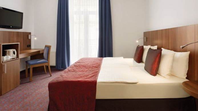 Chambre double (standard) Ramada City Center
