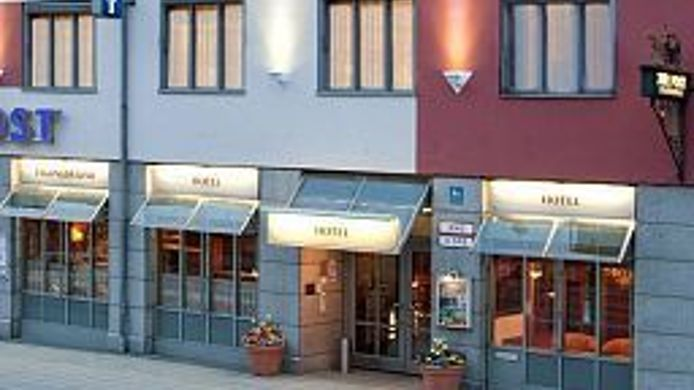 Hrs Hotel Zur Post Pasing