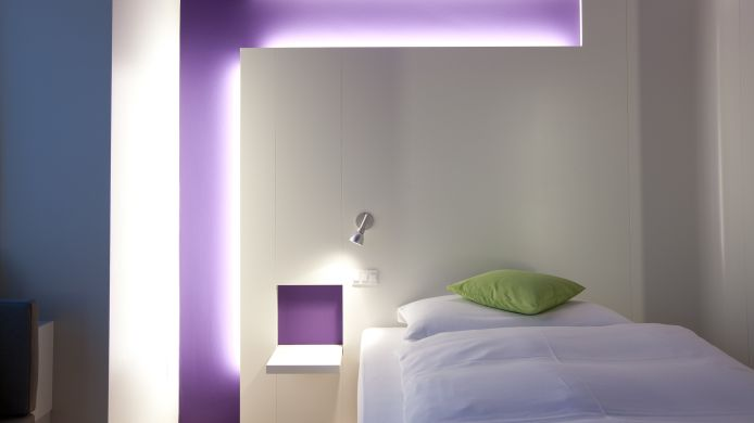 Chambre individuelle (standard) Hotel Dom