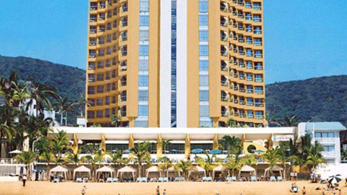 Exterior View Copacabana Beach Hotel Acapulco