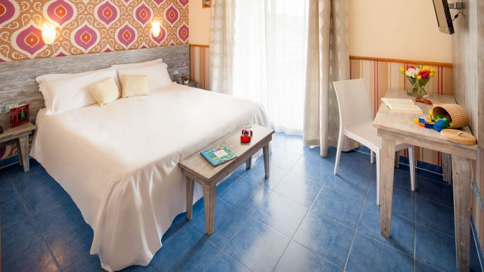 Chambre double (standard) Ostia Antica Park Hotel Meeting Center & SPA
