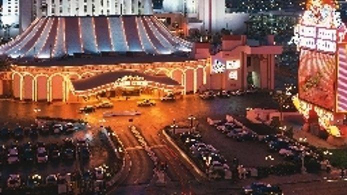 Casino Theme Park Mgm Circus Circus Hotel Las Vegas 3 Hrs Sterne