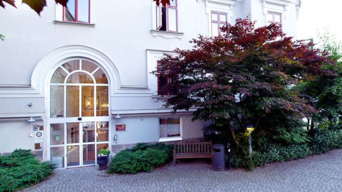 Außenansicht Clarion Collection Hotel Victoria