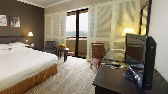 Hotel Equatorial Melaka 5 Hrs Star Hotel In Bandar Melaka