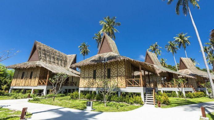 Hotel Phi Phi Island Village Beach Resort Ko Phi Phi 4 Hrs Sterne