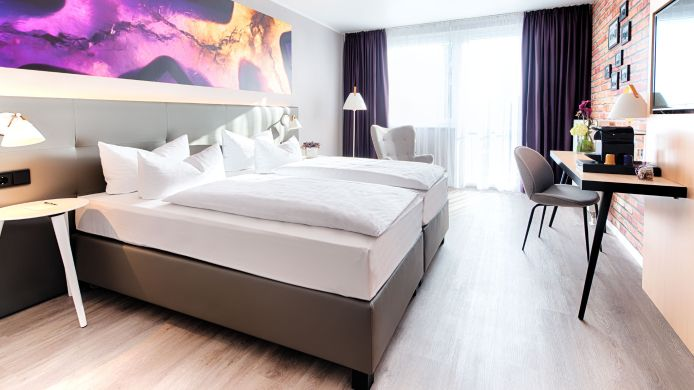 Business-Zimmer ACHAT Hotel Offenbach Plaza