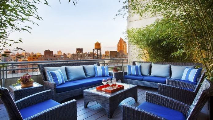 Vista esterna ARTHOUSE HOTEL NEW YORK