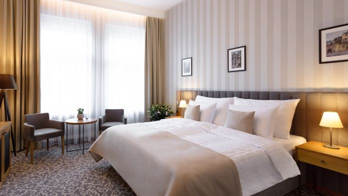 Chambre double (standard) Hotel Schwaiger