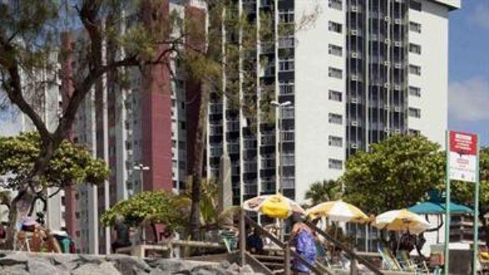 Exterior View Park Hotel