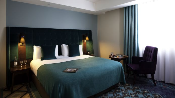 Doppelzimmer Komfort Mercure London Bridge