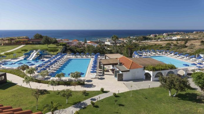 Außenansicht Princess Sun Hotel - All Inclusive